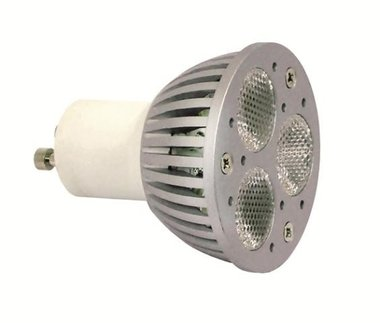 Solamagic LED lamp GU10 wit 3x1W