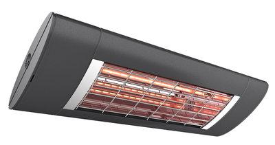 Solamagic Solastar S1 2KW Antraciet terrasverwarmer